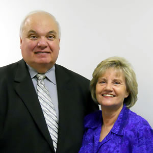 Pastor and Mrs. Triplett